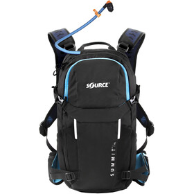 SOURCE Summit Pack Hidratación 15l, black